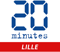 Logo 20 minutes Lille
