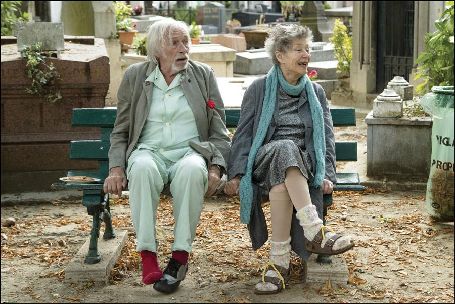 Paris pieds nus (Abel et Gordon, 2017)