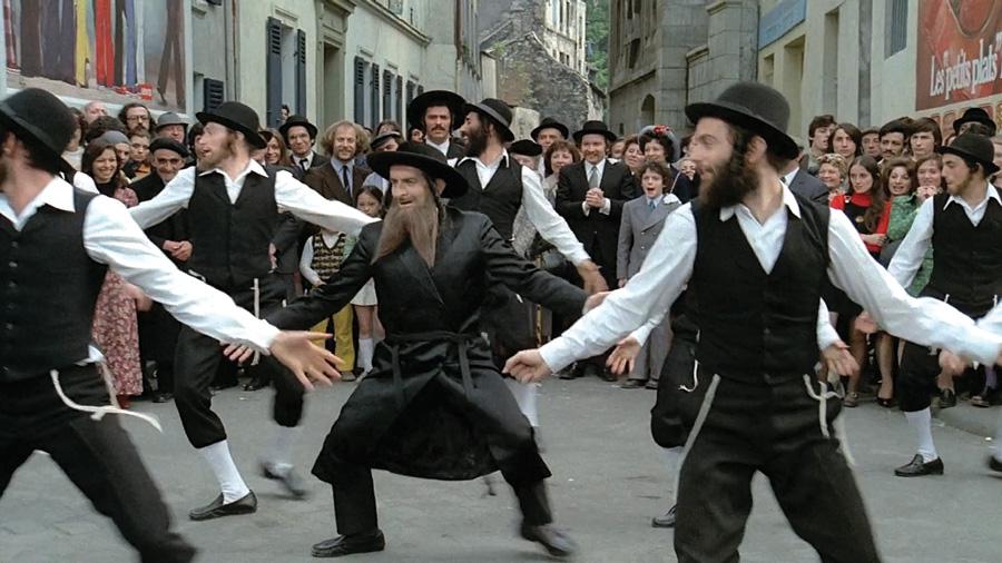 Les Aventures de Rabbi Jacob (Gérard Oury, 1973)
