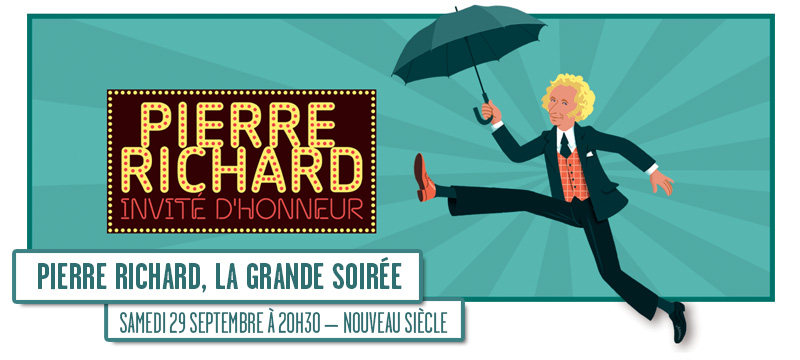 Pierre Richard, La Grande Soirée