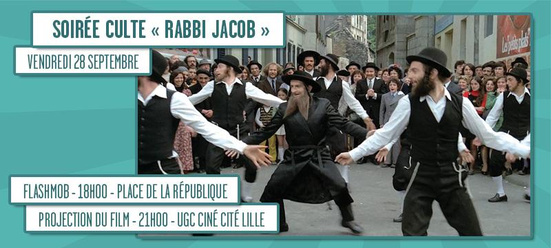 Soirée culte Rabbi Jacob