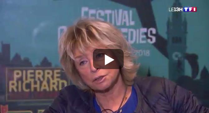 Reportage TF1 Festival CineComedies 2018-09-29