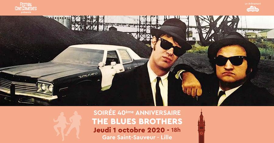 Soirée Blues Brothers - Festival CineComedies
