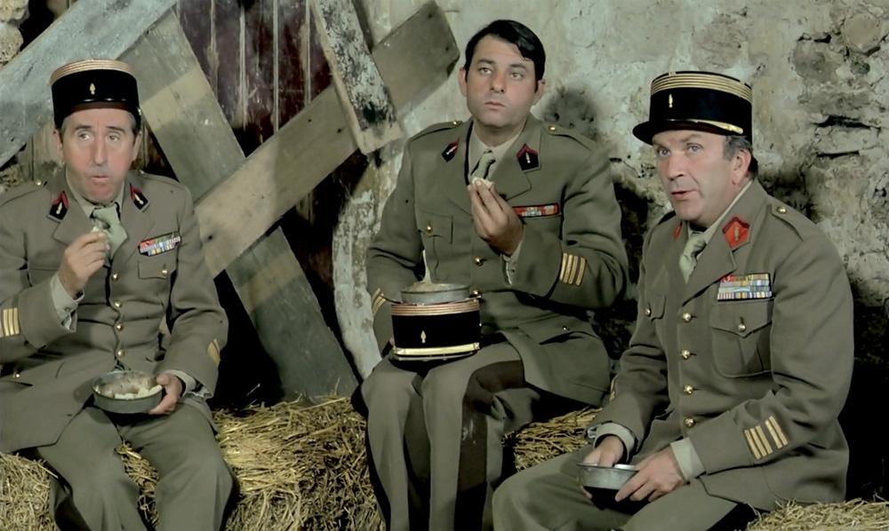 On a retrouvé la 7ème Compagnie (Robert Lamoureux, 1975)