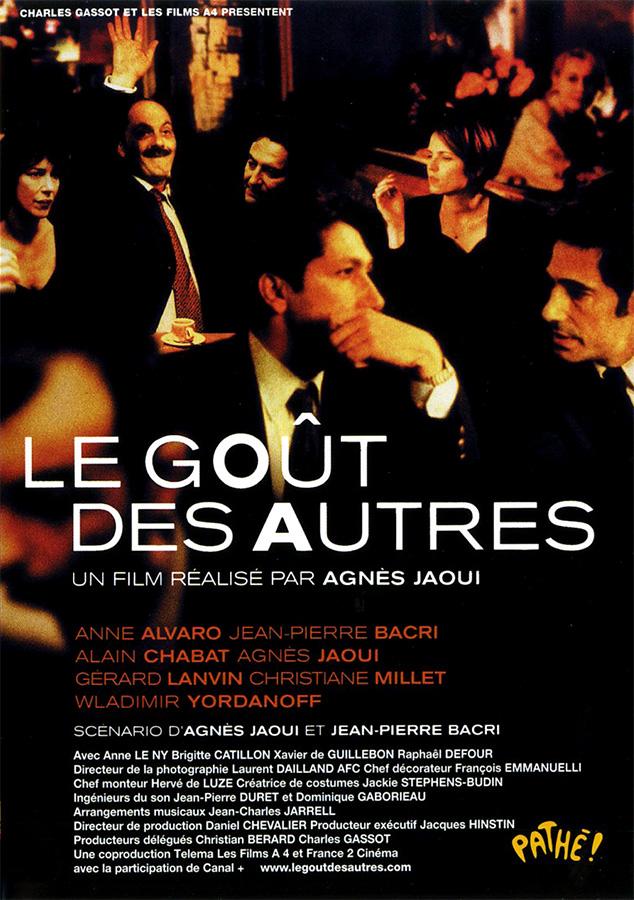 Le Goût des autres (Agnès Jaoui, 2000)