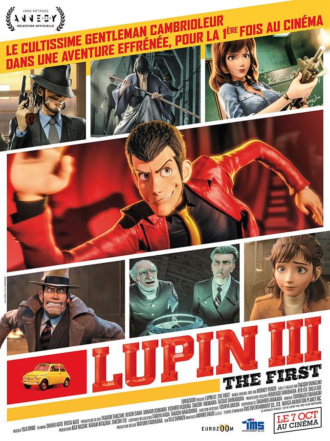 Lupin III : The First (Takashi Yamazaki, 2020)