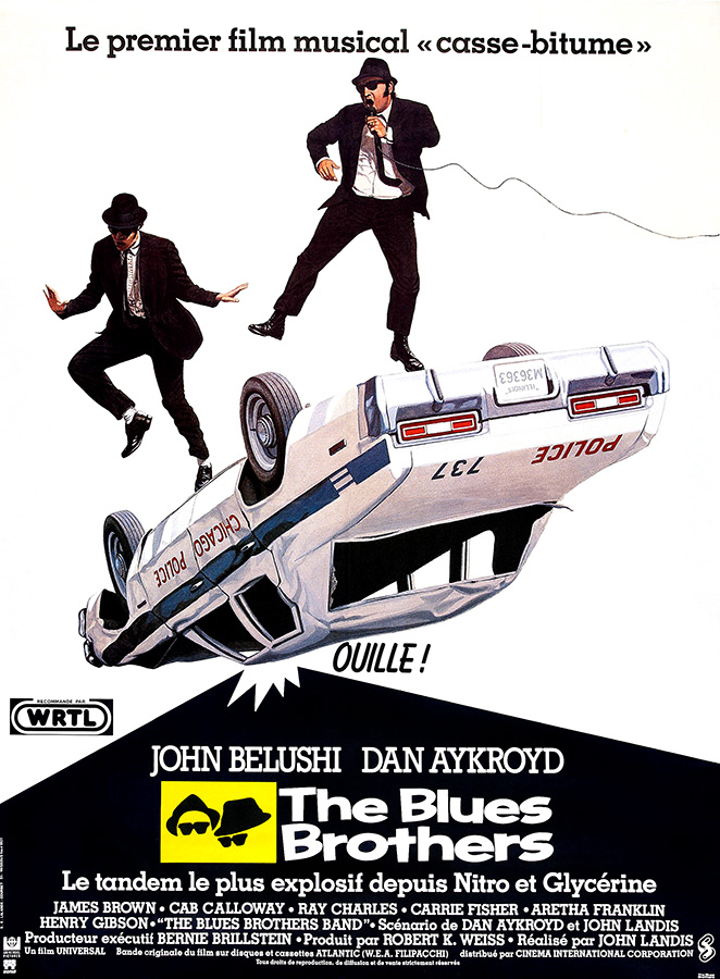 The Blues Brothers (John Landis, 1980)