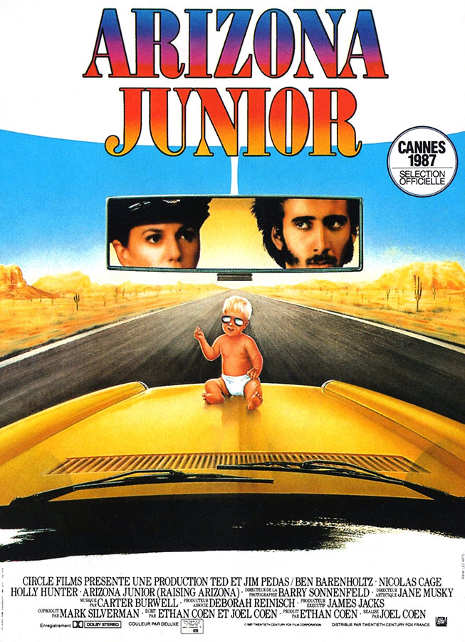 Arizona Junior (Joel Coen, 1987)