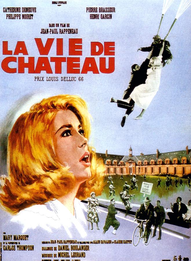 La Vie de château (Jean-Paul Rappeneau, 1966)