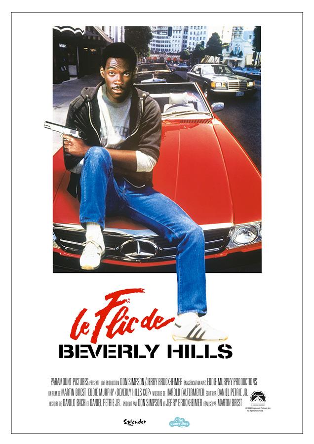 Le Flic de Beverly Hills (Martin Brest, 1984)
