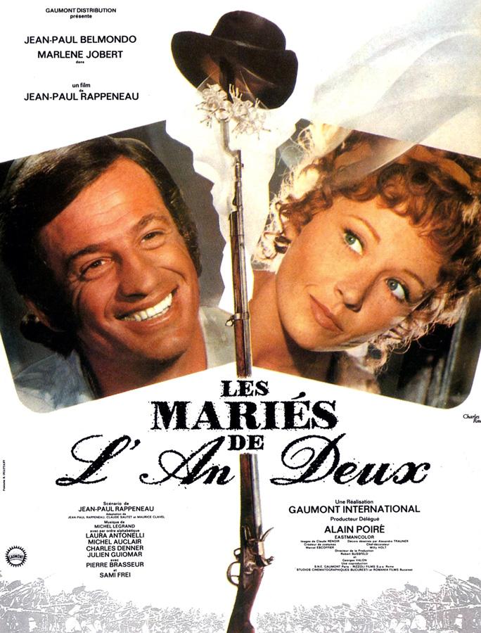 Les Mariés de l'An II (Jean-Paul Rappeneau, 1971)
