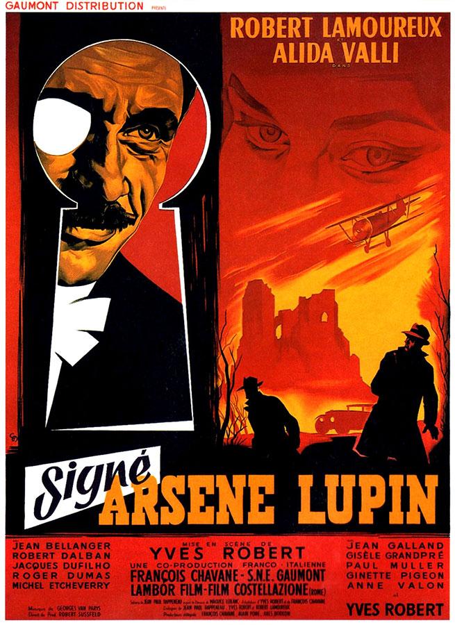 Signé Arsène Lupin (Yves Robert, 1959)