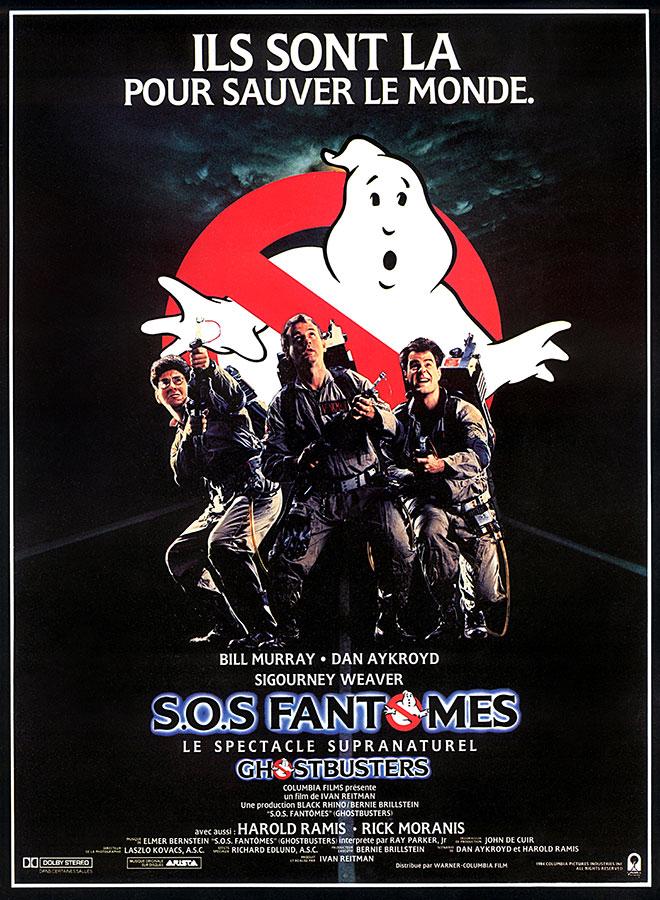 S.O.S Fantômes (Ivan Reitman, 1984)