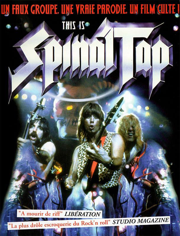 Spinal Tap (Rob Reiner, 1983)