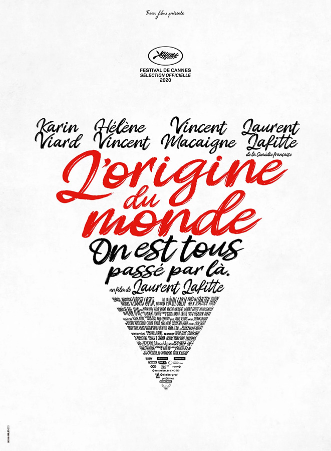L'Origine du monde (Laurent Lafitte, 2020)