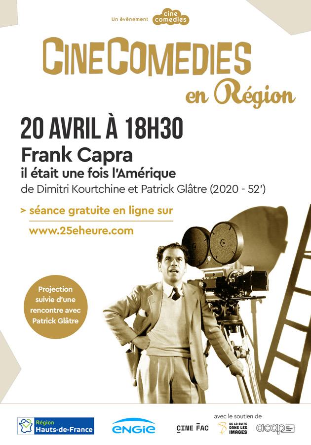 Frank Capra - CineComedies Régions