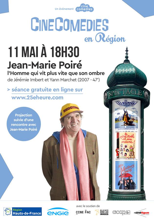 CineComedies en Région - Jean-Marie Poiré