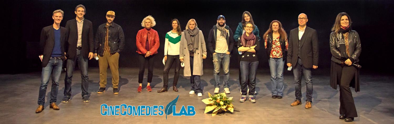 CineComedies Lab 2020