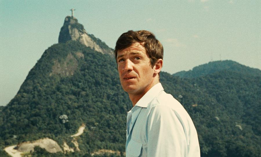 Jean-Paul Belmondo dans L'Homme de Rio © 1964 TF1 Droits audiovisuels