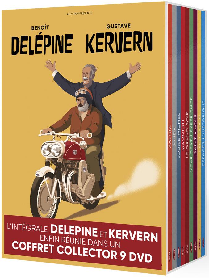 Coffret DVD Delépine & Kervern