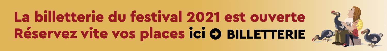 Billetterie festival CineComedies 2021