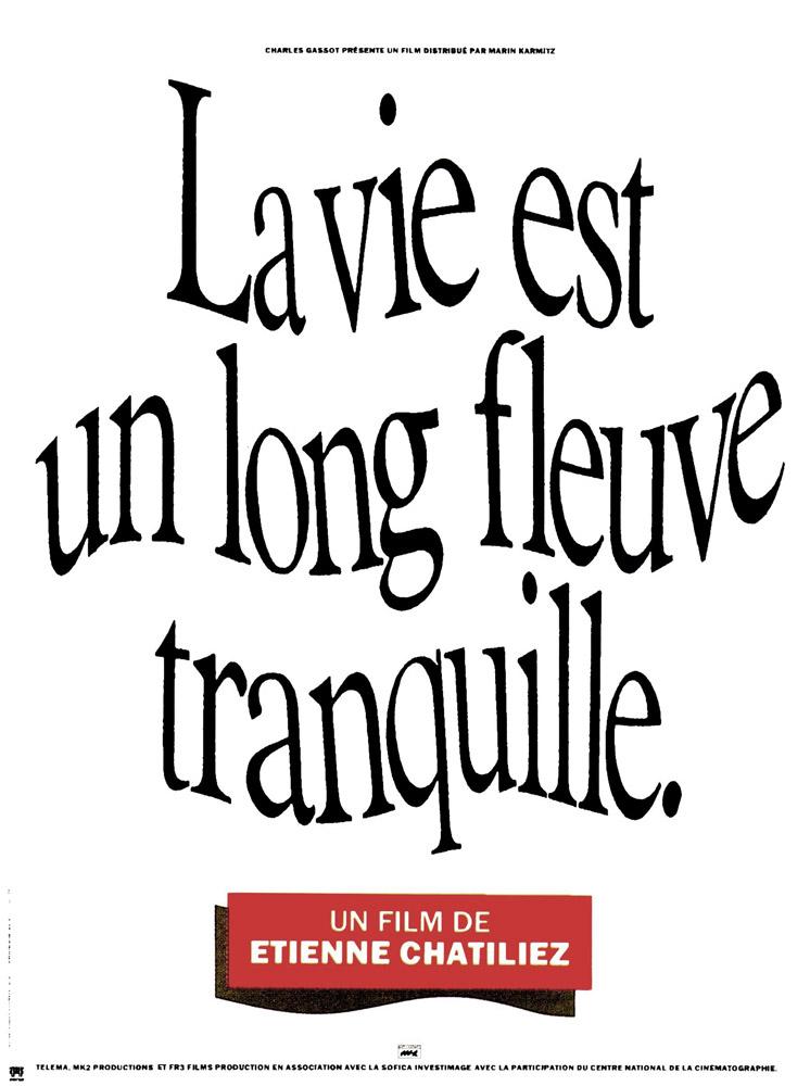 La Vie est un long fleuve tranquille (1988)